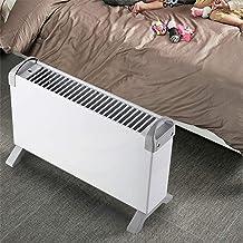 ZP-Heater Calefactor Convector. 2000 W, Ideal a hasta 25 m², Completo de termostato Digital,Calefactor Eléctrico por infrarrojo, Calefacción por Infrarrojos, ultraplano, calefacción