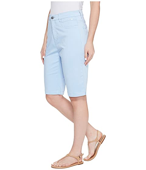 Bermuda FDJ Sky French Suzanne Dressing Jeans Sateen in C181Xwq