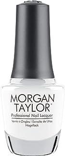 Morgan Taylor Gel de manicura y pedicura (Arctic Freeze) - 15 ml.