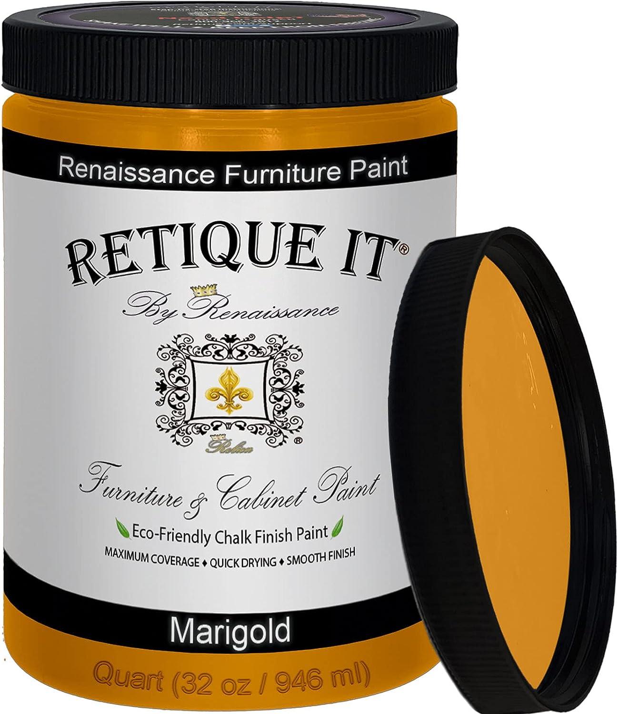 Retique Challenge the lowest price of Japan ☆ It Chalk Finish Paint by List price Non Toxic Eco-Fr - Renaissance