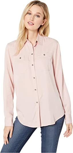 Tencel Long Sleeve Shirt