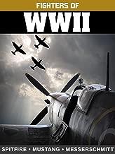 Fighters of WWII: Spitfire, Mustang, and Messerschmitt