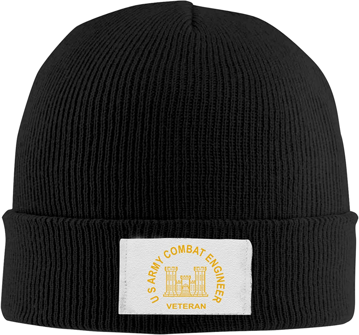 U Ranking TOP13 S Army Combat Engineer Selling and selling Trendy Beanie Bump K Winter Cap Stylish
