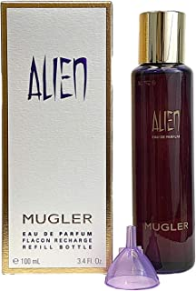 Thierry Mugler Thierry Mugler Alien Eau De Parfum for Women 3.4 oz/ 100 ml - Splash - Refill, 101 ml