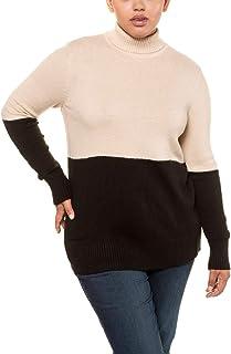ULLA POPKEN Pullover Color Blocking Felpa Donna
