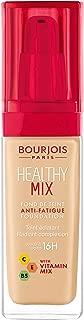 Bourjois Healthy Mix Anti-Fatigue Medium Coverage Liquid Foundation 52 Vanilla, 3ml