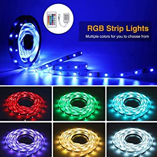 Waterproof 5M RGB 5050 150 Led SMD Flexible Light Strip Lamp+Remote Controller