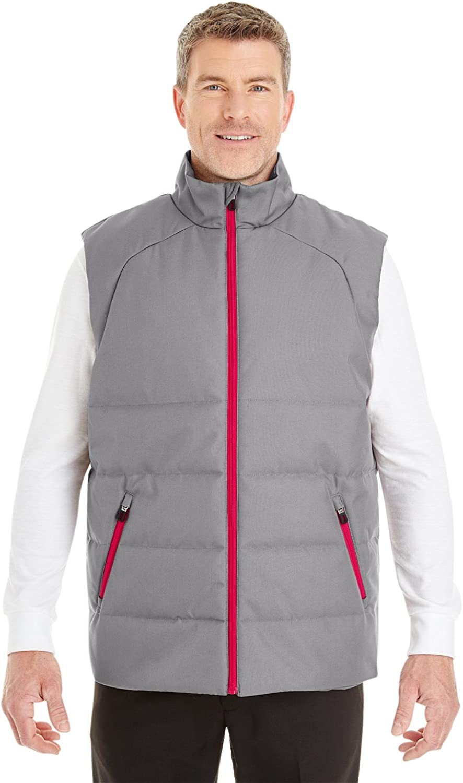 Men's Engage Interactive Insulated Vest - BLCK/ GRPHTE 703 - 5XL