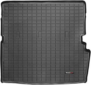 WeatherTech 40378 Custom Fit Cargo Liners for Honda Pilot (Black)