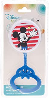 Disney - Baby Rattle Toy, Sound - Mickey Mouse