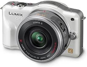 Panasonic Lumix DMC-GF3X-Kit fotocamera compatta ibrida sistema compatto