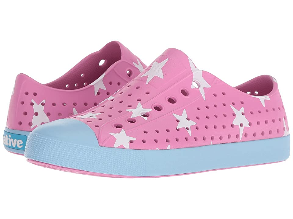 Native Shoes Jefferson (Malibu Pink/Sky Blue/Big Star) Shoes