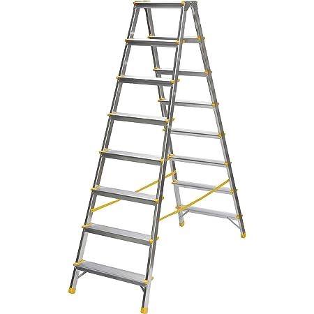 Leiter mit 8 Sprossen
