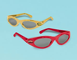 Cars 3 Glasses Favor