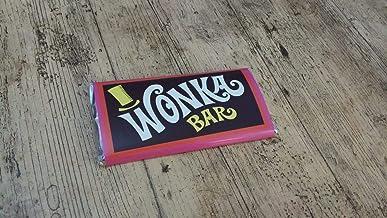 Tableta de Chocolate Willy Wonka Clásica