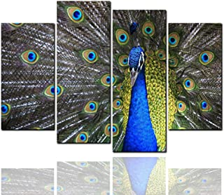 Beautiful Peacocks Wall Art Painting The Picture Print On Canvas Animal Pictures for Home Decor Decoration Gift
