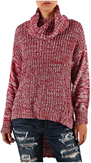 Sceoyche Fashion Women Leisure loose Pullovers Long Sleeve Knitted Sweaters Top