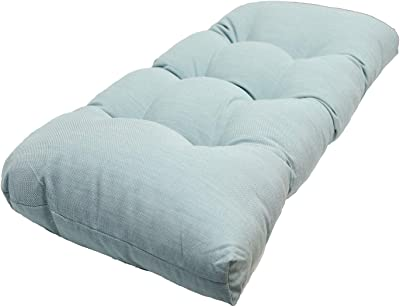 Amazon.com : Cushions Lazy Sofa Tatami Deck Chair Single Bed ...