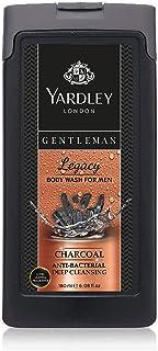 YARDLEY LONDON Gentleman Antibacterial Deep Cleansing Body Wash, Legacy, 180 ml