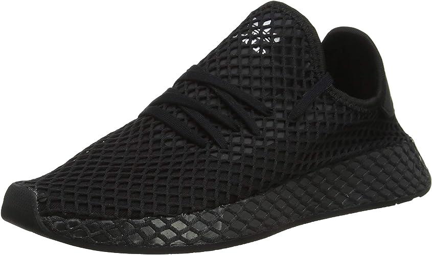 Adidas Deerupt Runner J J, Chaussures de Gymnastique Mixte Enfant