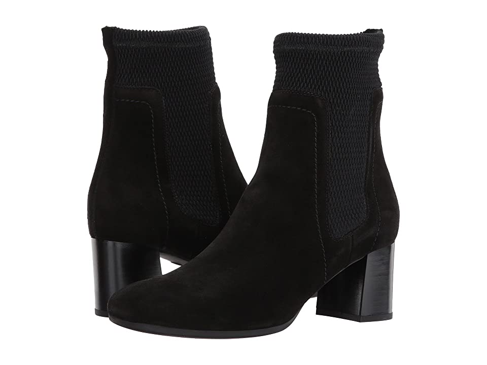 La Canadienne Josey (Black Suede) Women