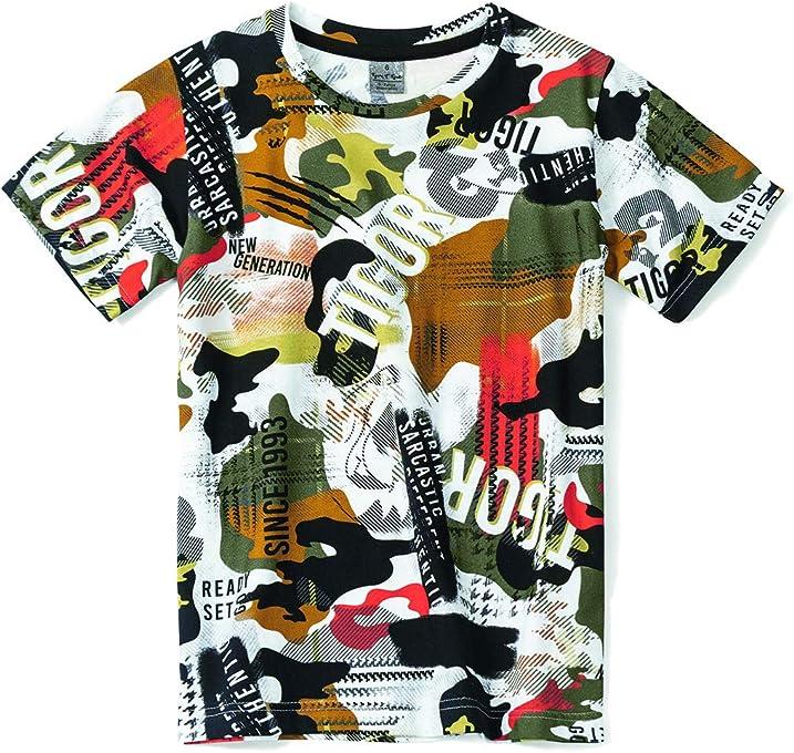 Camiseta, Tigor T. Tigre, Meninos