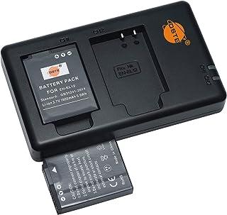 バッテリーパック EN-EL12 EN EL12 互換バッテリー 2個 + 充電器 セット (大容量 1600mAh USB 急速充電) Nikon Coolpix P300 S640 S800c S1000pj S1200pj S6000 S...