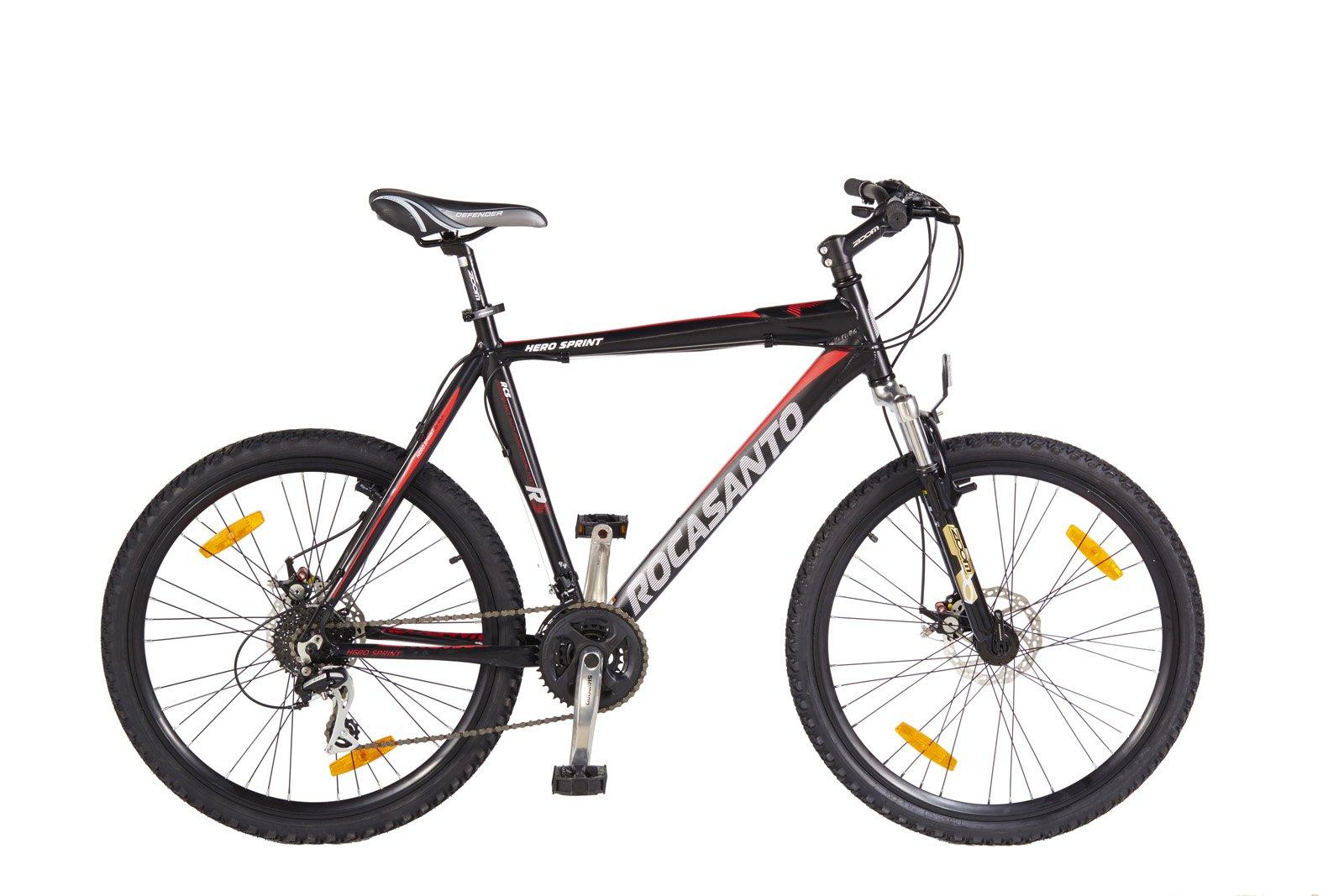Rocasanto Bike - Bicicleta montaña hero sprint, tamaño 17, color ...