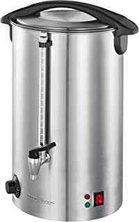 PROFI COOK PC-HGA1111 - Distributeur de boissons chaudes et/ou vin chaud - Capacité 16 litres - 1500 Watts - Contrôle élec...