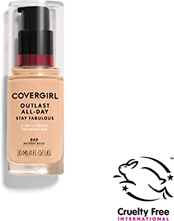 COVERGIRL Outlast All-Day Stay Fabulous 3-in-1 Foundation Natural Beige, Broad Spectrum SPF 20 1 oz (packaging may vary)