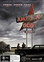 American Gods Series 1 | 3 Discs | NON-USA Format | PAL | Region 4 Import - Australia