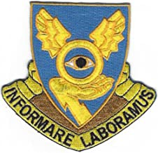 1st Army Military Intelligence Battalion Patch