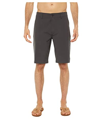 Rip Curl 21 Phase Boardwalk (Black) Men