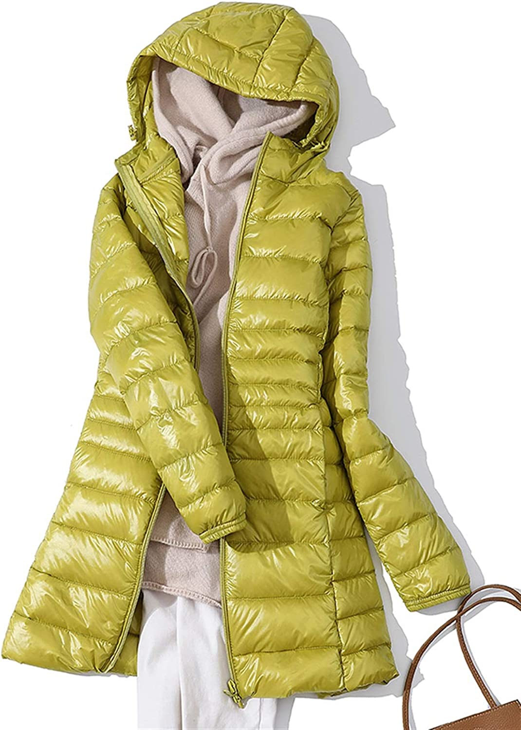 Thickened Down Jacket Leather Plaid Coat Very San Jose Mall popular Winter 7XL Woman