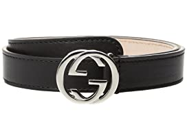 77f6932aeb9 Gucci Kids Belt 432707HAENN (Little Kids Big Kids) at Luxury.Zappos.com