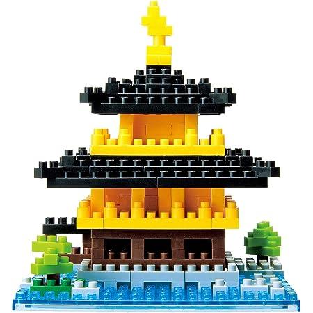 ナノブロック 金閣寺