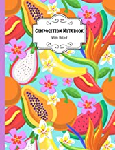 Best Composition Notebook Wide Ruled: Funny Banana Notebook | Cute Wide Ruled Journal for school, college, take notes | For teens, students, teachers, ... Gift or Birthday Present for Adults and Kids Review