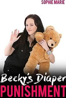 Becky's Diaper Punishment (An ABDL Romance Fantasy)