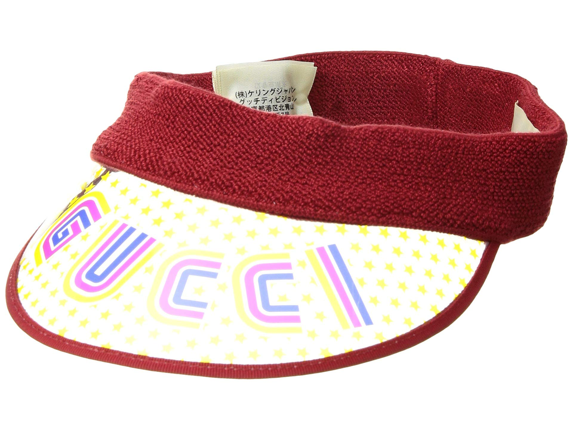 d36ff69a Gucci Kids Tennis Hat 5589823HG41 (Little Kids/Big Kids) at Luxury ...