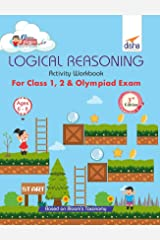 Perfect Genius Logical Reasoning Activity Workbook for Class 1, 2 & Olympiad Exams 3rd Edition (Ages 6 to 8) Kindle Edition