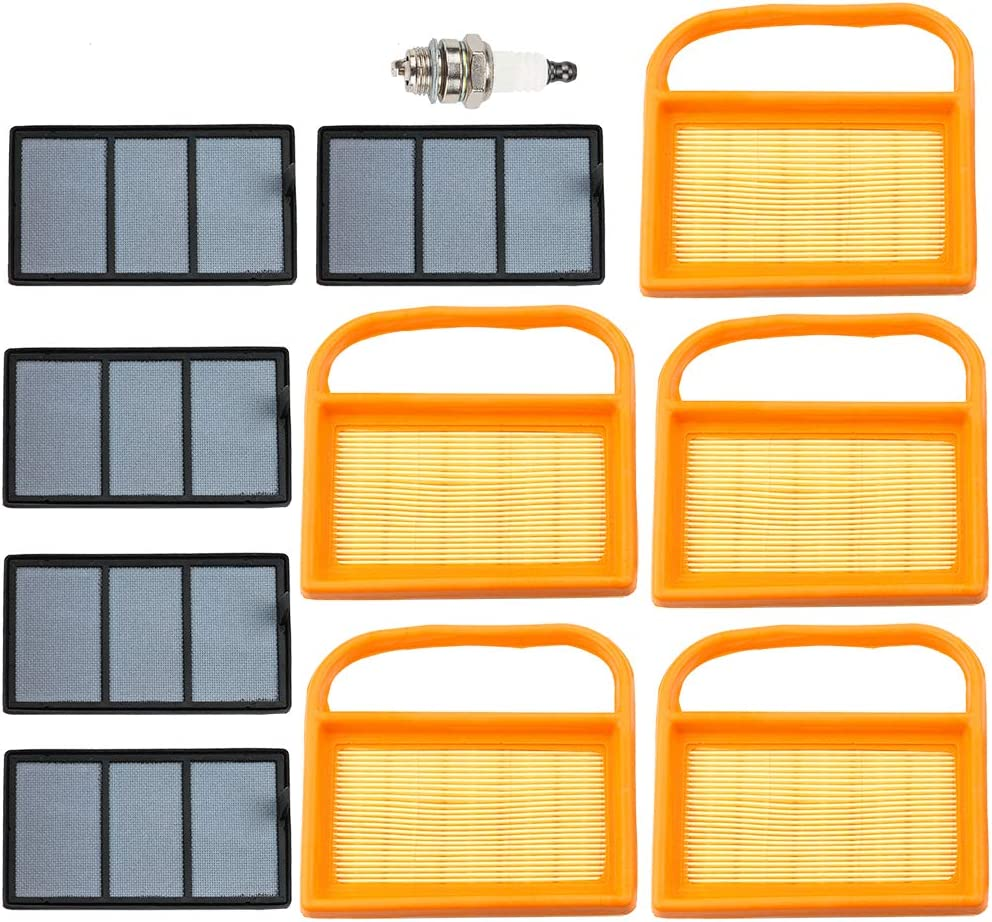 Leopop 5 pcs Recommended Air Filter Sets Max 90% OFF for STHIL 410 TS410 TS420 TS 420