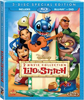 Lilo & Stitch: Two-Movie Collection