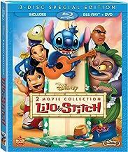 Lilo & Stitch / Lilo & Stitch 2: Stitch Has a [Reino Unido] [Blu-ray]