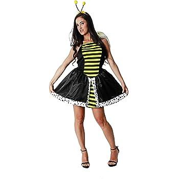 Costumizate! Disfraz de Abeja Reina Adulto Especial para Fiestas ...