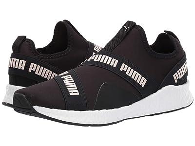 PUMA Nrgy Star Slip-On (Puma Black/Pearl/Puma White) Men