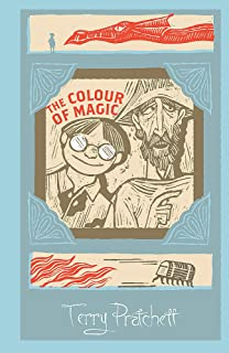 The Colour of Magic: Discworld: The Unseen University Collection
