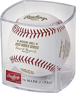 Sports Memorabilia Boston Red Sox 2018 MLB World Series Champions Logo Baseball - MLB Baseballs