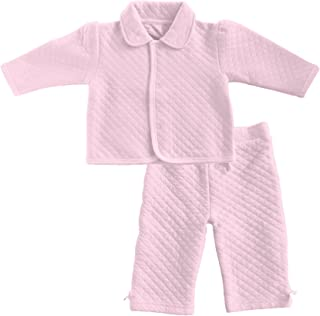 Magnetic Me Quilted Diamond 2 Piece Baby Top and Pant Set