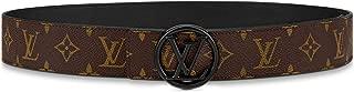 Louis Vuitton LV Circle 40mm Reversible Belt Brown Black