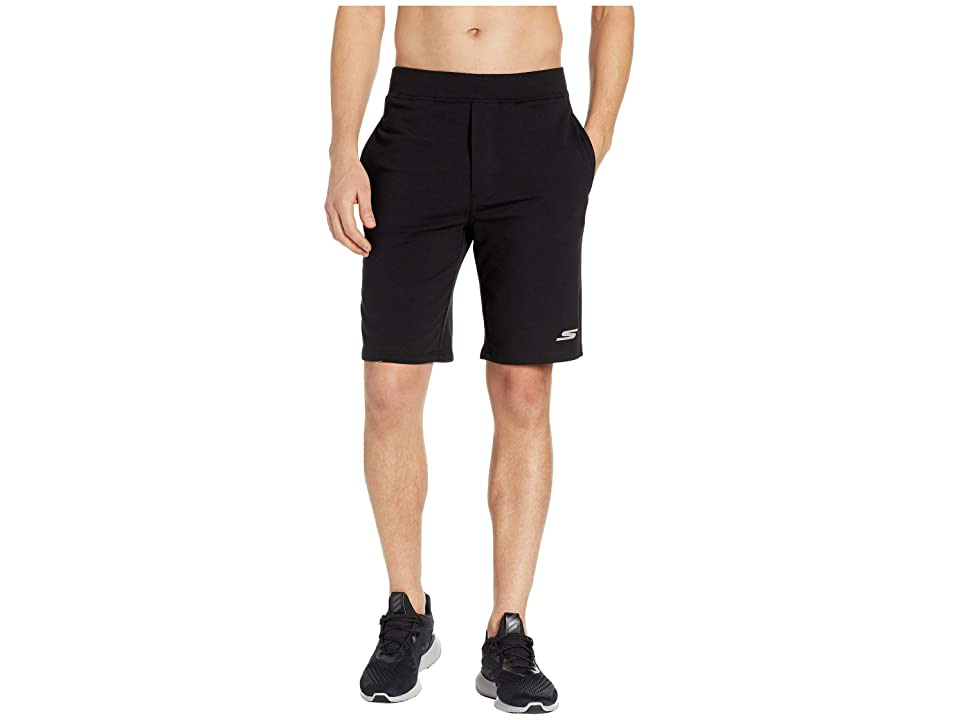 SKECHERS Travel Bug Shorts (Black) Men